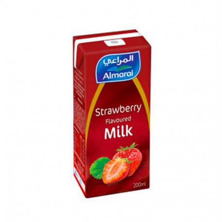 Almarai Strawberry Flavoured Milk 200ml