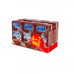 Almarai Nijoom Chocolate Milk Drink 150ml 4pcs + 2 Free