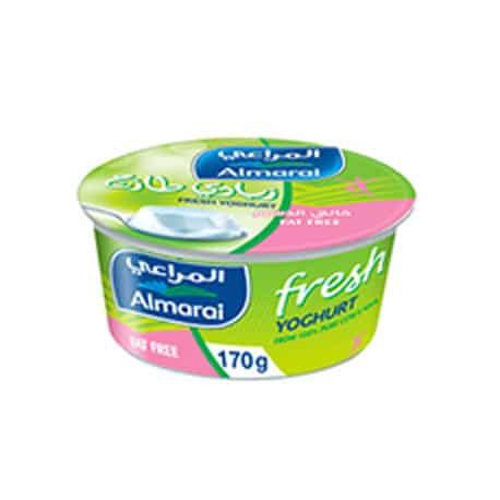 Almarai Skimmed Yoghurt 170g