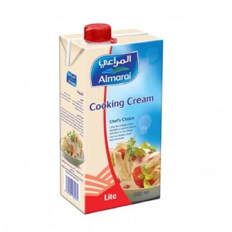 Almarai Lite Cooking Cream 500ML