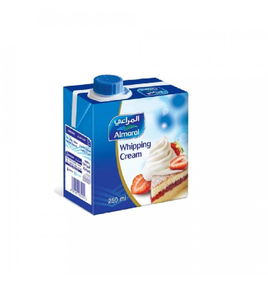 Whipping Cream Almarai Whipping Cream 250ml