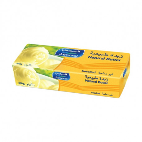 Almarai Butter Unsalted 200g