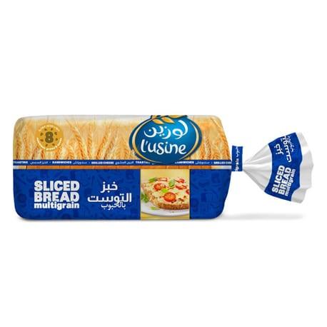 Lusine Multigrain Sliced Bread 600g