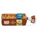 Lusine Brown Sliced Bread 600g