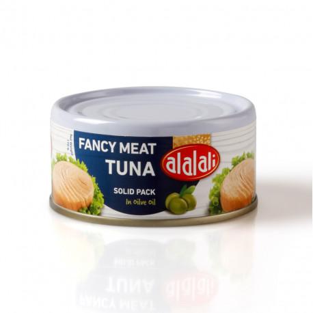 Al Alali Fancy Meat Tuna in Solid Pack Olive Oil 170g