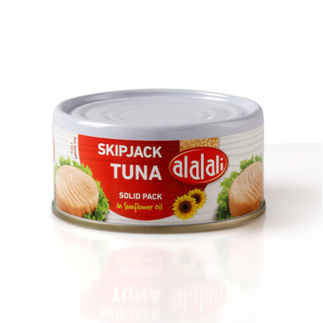 Al Alali Skipjack Tuna in Sunflower Oil 170g