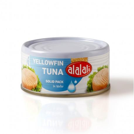 Al Alali Yellowfin Tuna Solid Pack in Water 170g