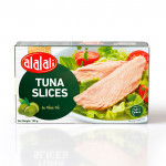 Al Alali Tuna Slices in Olive Oil 100g