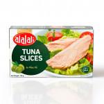 Al Alali Tuna Slices in Olive Oil 100g