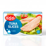 Al Alali Tuna Slices in Water 100g
