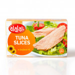 Al Alali Tuna Slices in Sunflower Oil 100G