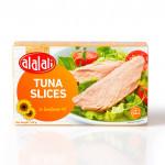 Al Alali White Tuna Slices in Sunflower Oil 100g