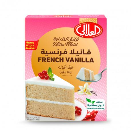 Al Alali Cake Mix French Vanilla 524gm