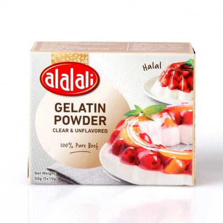 Al Alali Gelatin Unflavoured 50gm