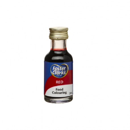Foster Clarks Red Rouge 28ml