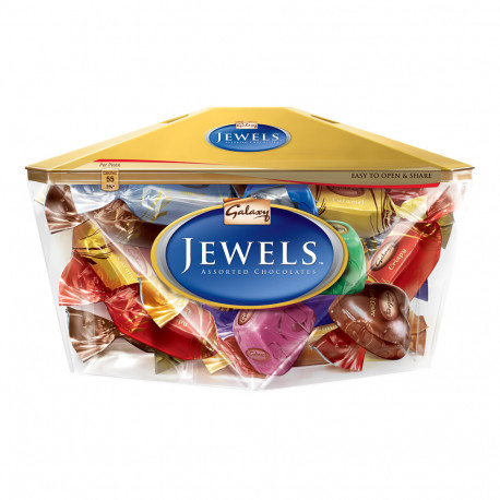 Galaxy Jewels Assorted Chocolates 200g