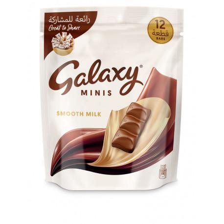Galaxy Minis Smooth Milk 150g