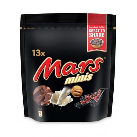 Mars Minis Chocolate 13x169g