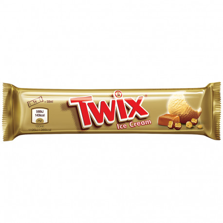 Twix Ice Cream Bar 50ml