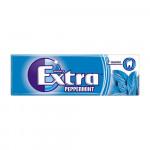 Wrigley's Extra Peppermint Gum 10 Pellets