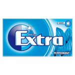 Wrigley's Extra Peppermint Gum Envelope 14 Tablets