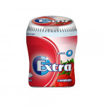 Wrigley's Extra Strawberry Gum Bottle 60 Pellets