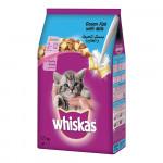 Whiskas Junior 2-12 Month Ocean Fish With Milk Dry Food 1.1 Kg