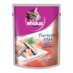 Whiskas Purrfectly Fish with Snapper 85g