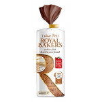 Royal Bakers Sliced Brown Bread Large 600G