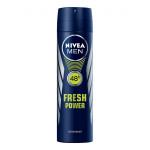 Nivea Men Fresh Power Deo Spray 150ml