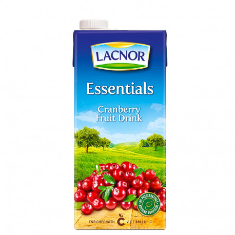 Lacnor Cranberry juice 1L
