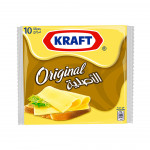Kraft Original 10 Slices Cheese 180g