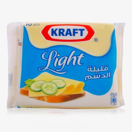 Kraft Singles Light 10 Slices 200g