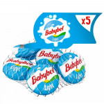 Mini Babybel Light Cheese 5 Pcs 100g