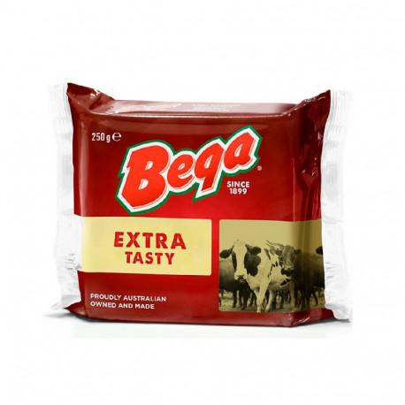 Beqa Extra Tasty Cheddar Cheese Block 250g