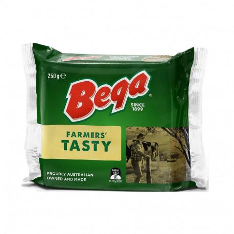 Beqa Tasty Cheddar Block 250g