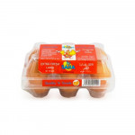 Saha Extra Fresh 6 Brown Eggs