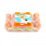 Khaleej White Medium Eggs 6