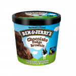 Ben & Jerry's Ice Cream Chocolate Fudge Brownie 473ml