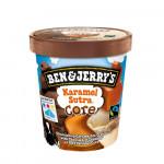 Ben & Jerry's Ice Cream Karamel Sutra Core 473ml