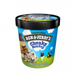 Ben & Jerry's Ice-Cream Chunky Monkey 473ml
