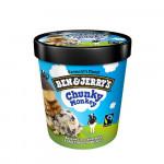 Ben & Jerry's  Chunky Monkey Ice-Cream 473ML