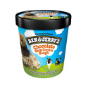Ben & Jerry's Chocolate chip Cookie Dough Ice Cream 473ML