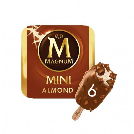 Magnum Mini Almond 6x60ml