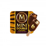 Magnum Mini Double Chocolate Caramel 6x60ml