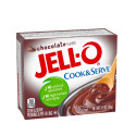Jell-O Chocolate Instant Pudding & Pie Filling 96g