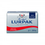Lurpak Danish Butter Unsalted 200g