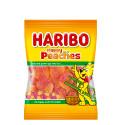 Haribo Peaches Fruit Gums 160g