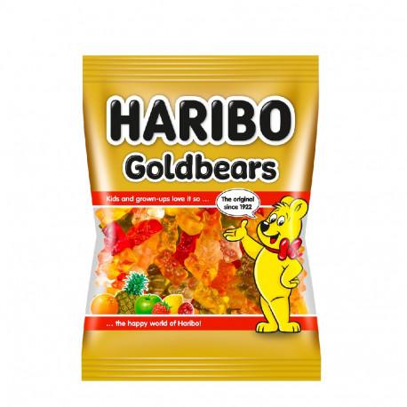Haribo Happy Gold Bears 160g