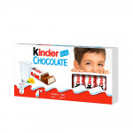 Kinder Chocolate 8 bars 100g